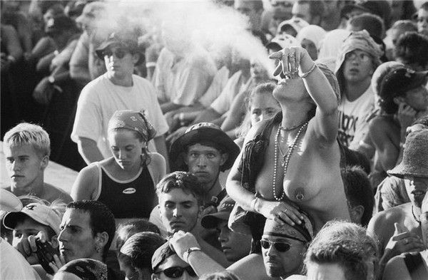 Woodstock by Henry Diltz