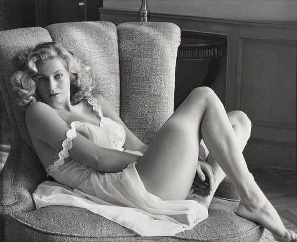 Anita ekberg boobs nude