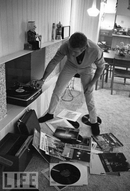 Musique (Vinyles) - Steve McQueen