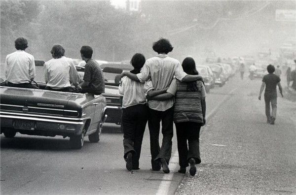 Woodstock by Baron Wolman
