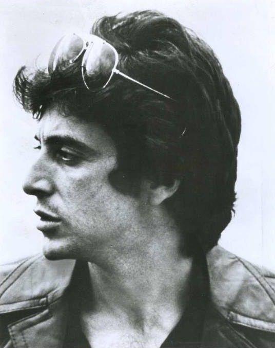 Al Pacino, Bobby Deerfield, 1977