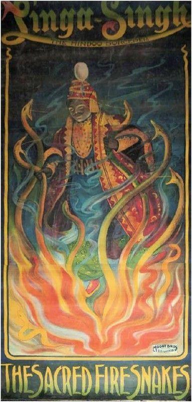 Affiches de Magie