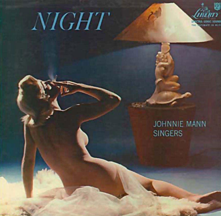 from Zechariah vintage nude album cover art
